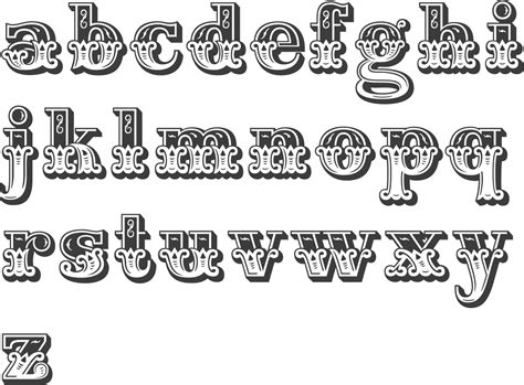 tattoo fonts western myfonts western typefaces
