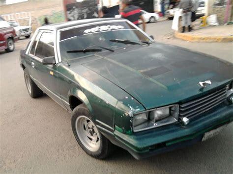 Mustang Juegos Autos by Ford Mustang 1982 Top Autos Y Motos Taringa