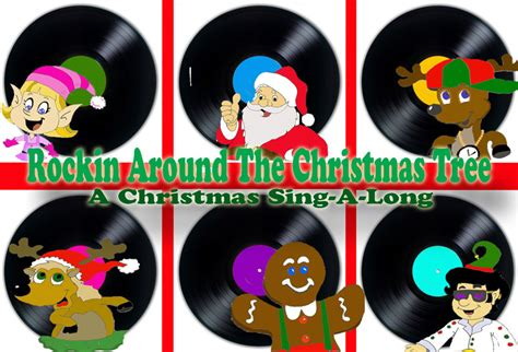 artists who sang rocking around the christmas tree family theatre live theatre workshop