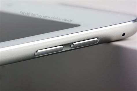 Air 2 Replika Alleged Replica Of Air 2 Shows Touch Id Recessed Volume Buttons New Speaker