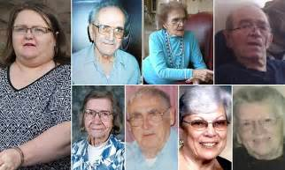 carer killed eight elderly patients canada gets in prison after she admitted to killing eight elderly patients in