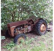 Free Photo Rustic Rusty Old Tractor Farm  Image