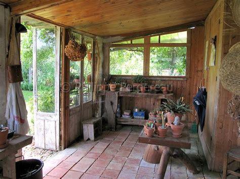 ideas  garden shed interiors  pinterest