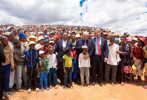 consolato madagascar la societ 224 tozzi green ha inaugurato il ponte di