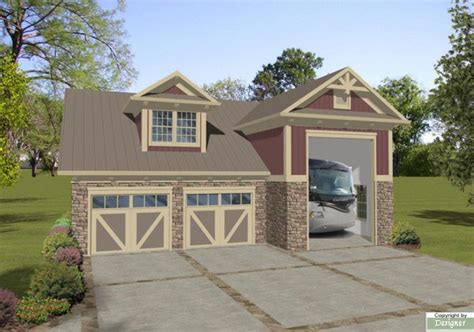 rv garage with living quarters studio design gallery