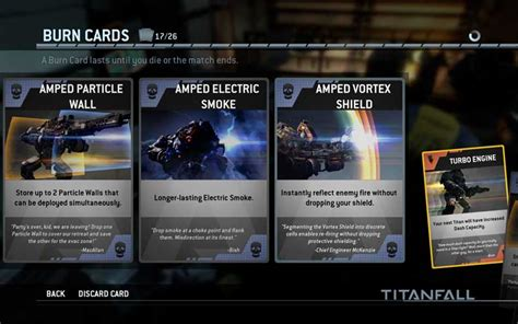 titanfall burn card template titanfall update 4 detailed new burn cards modes and