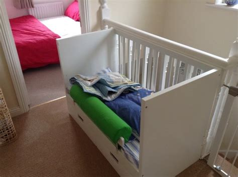 Custom Crib Mattress Baby Cottoddler Bed With Bedding And Custom Mattress For Sale For Sale In Skerries Dublin From