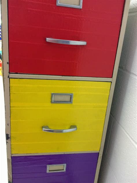 how to dress up a metal file cabinet mrs king s class for the of duct