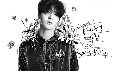yesung reveals more information about his 2nd mini album falling allkpop