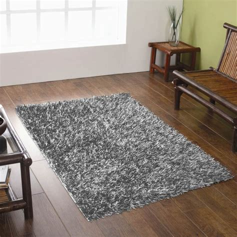 teal and lime green rugs black purple lime green orange teal blue black silver rug shaggy polyester pile ebay