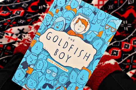 the goldfish boy the goldfish boy mental health book review a beautiful chaos