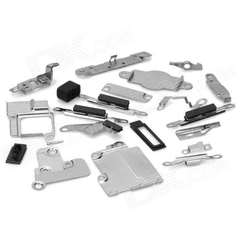 Sparepart Iphone 5 22 replacement spare parts for iphone 5 silver free shipping dealextreme