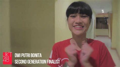 Photopack Jkt48 Dwi Putri Bonita 2013 jkt48 2nd generation finalist dwi putri bonita