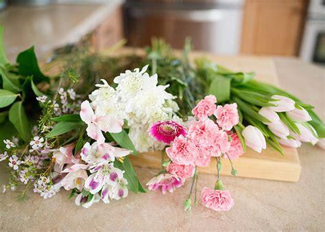 easy fresh flower arrangements easy fresh flower arrangements