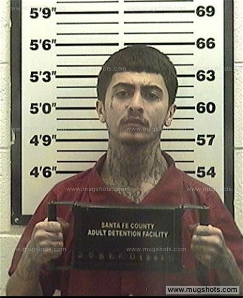 Santa Fe County Court Records Ricardo Martinez Mugshot Ricardo Martinez Arrest Santa Fe County Nm