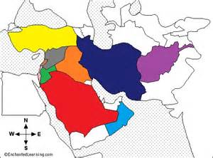 middle east map no names middle east map quiz by survivor marc