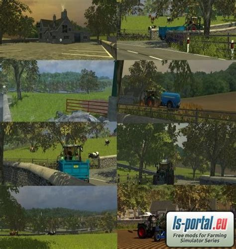 farming simulator 2013 best maps meadow farm map