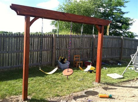 pergola swing best 25 pergola swing ideas on pergola