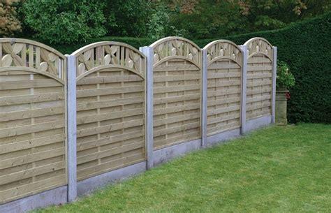 Garden Fence Panels The Benefits Of Garden Fencing Panels Decorifusta