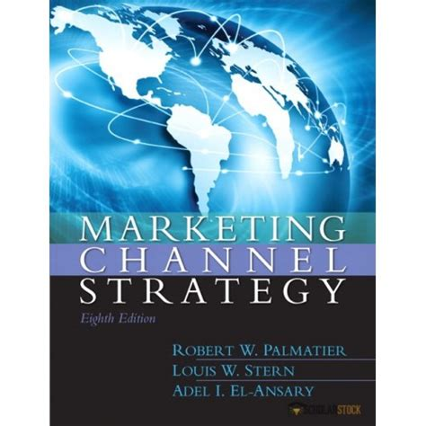 Marketing Strategy 8th Edition test bank for marketing channel strategy 8 e 8th edition