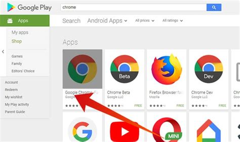 chrome for android tv how to install google chrome on android tv