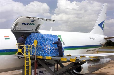 blue dart express to buy remaining shares in subsidiary air cargo week