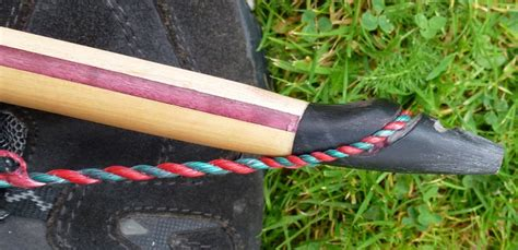 The Crooked Stick Making My Own Longbow
