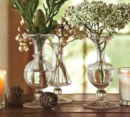 decorating home with flowers holiday decorating 2010 by pottery barn digsdigs