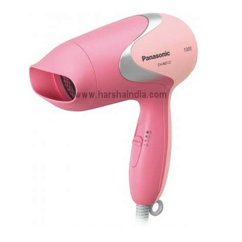 panasonic hair dryer eh nd12 p62b pink