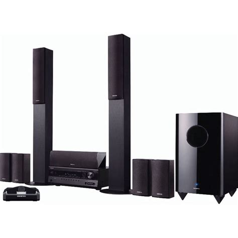 onkyo ht s7300 3d ready 7 1 channel home theater system ht