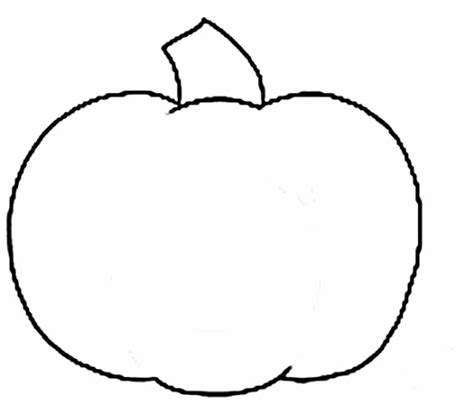 Pumpkin Template the pumpkin pillow random thoughts home