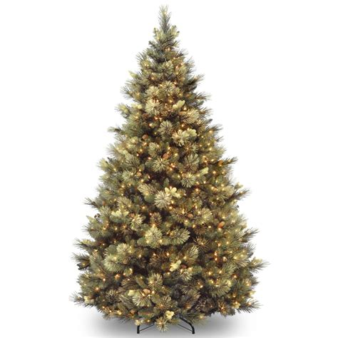 walmart com artificial christmas trees