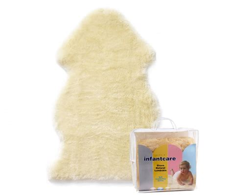 lambskin rug baby shorn infant care lambskin rug for baby ultimate sheepskin