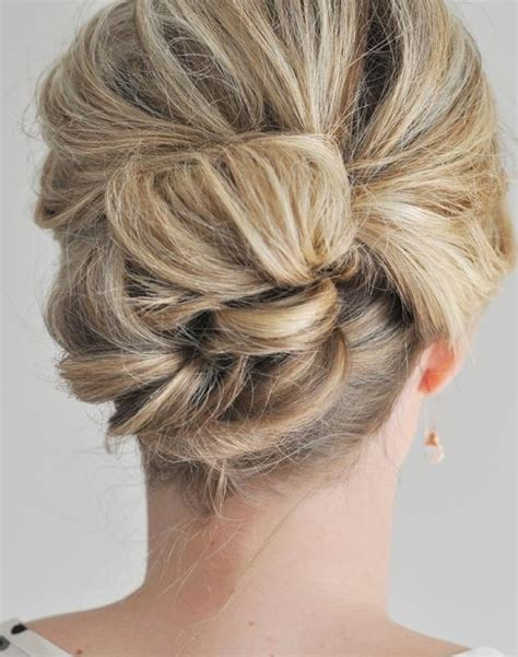 the easier than it looks updo 15 easy and updos
