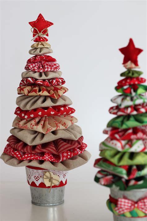 mi hogar de patchwork arboles de navidad con yo yos