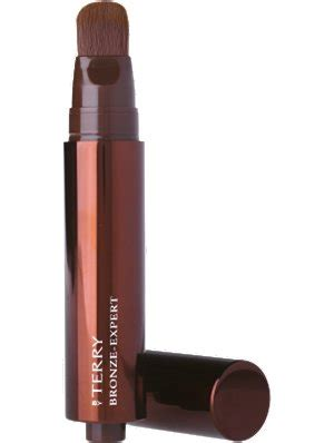 By Terrys Bronze Perfecting Brush For That Easy Touch Up by Give It The Brush On Brush On Products From Caudalie