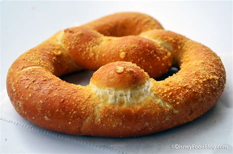 Review My Is A Pretzel by News And Review Pretzels At Magic Kingdom S Lunching Pad
