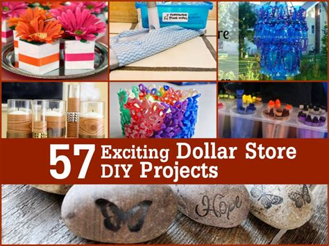 diy dollar store crafts 57 exciting dollar store diy projects