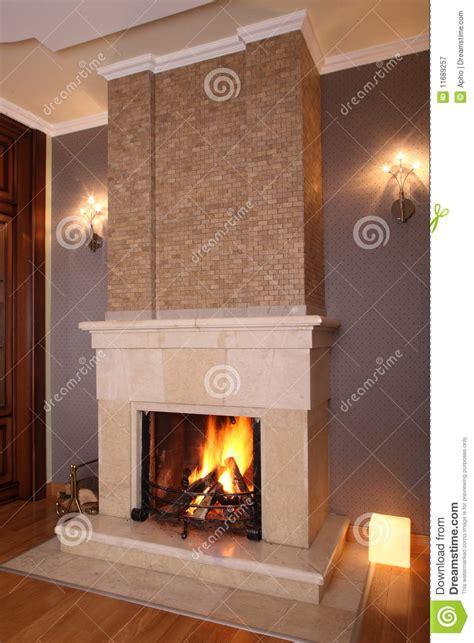 hacer chimenea casera chimenea casera fotograf 237 a de archivo libre de regal 237 as