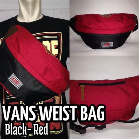 Harga Tas Pinggang Distro waist bag tas pinggang vans 2 warna apparel distro