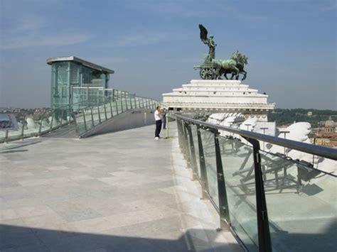 terrazza delle quadrighe 10 must see places in rome