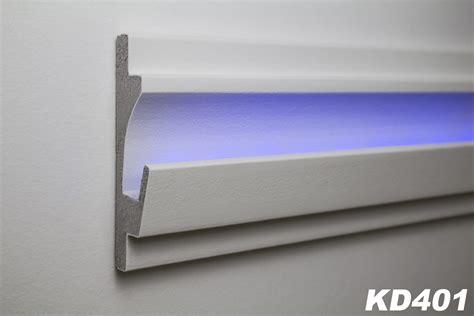 led stuckprofile 1 15 meter led stuckleiste f 252 r indirekte beleuchtung xps