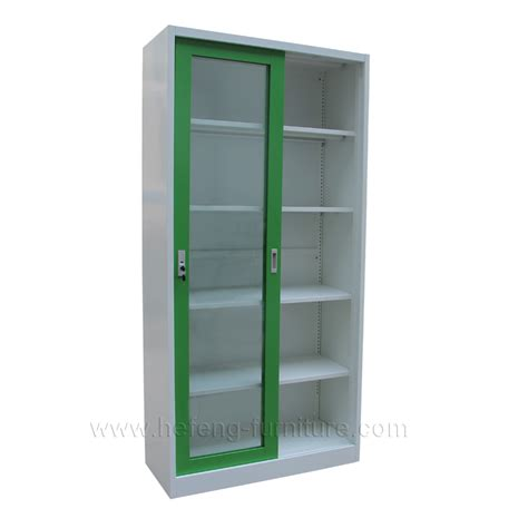 Sliding Glass Door Cabinet Glass Sliding Door Cabinet Luoyang Hefeng Furniture