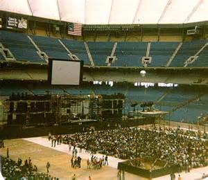 Pontiac Concert Venues Ledzepconcerts Pontiac Silverdome