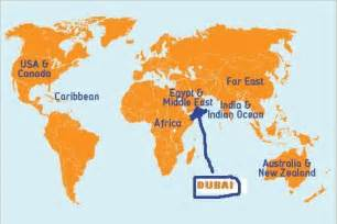 map of world dubai world map dubai timekeeperwatches
