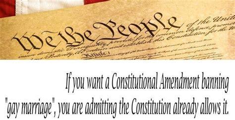Constitution marriage