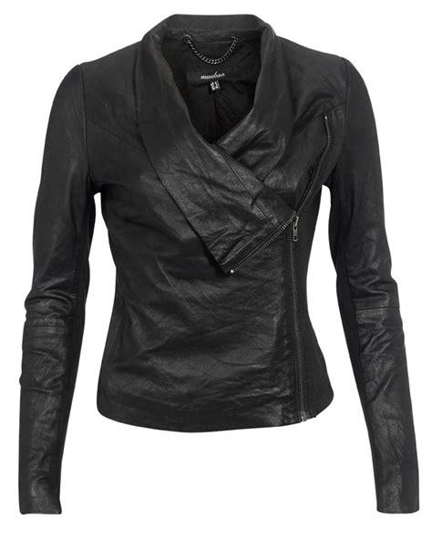 fotos de chompas de cuero para dama muubaa chaquetas de piel para mujer moda para mujer