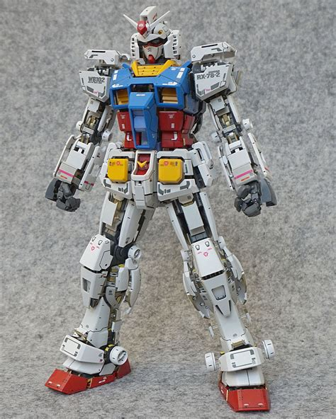 Bandai Mg Rx 78 2 Gundam Ver 3 0 Mechanical Clear image gallery mg rx 78 2