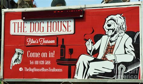 the dog house sign the dog house sign howth photograph by poet s eye