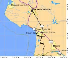 pismo california ca 93449 profile population